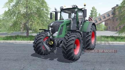 Fendt 828 Vario 2010 para Farming Simulator 2017