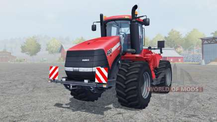 Case IH Steiger 600 change wheels para Farming Simulator 2013