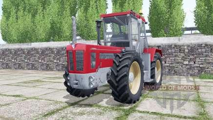 Schluter Super 2500 TVL 4WD para Farming Simulator 2017