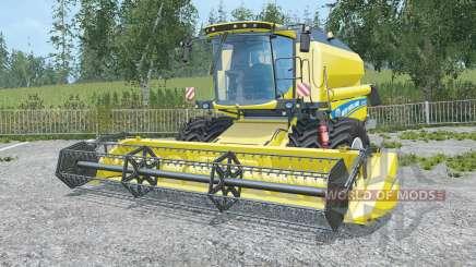 New Holland TC5.90 twin wheels para Farming Simulator 2015
