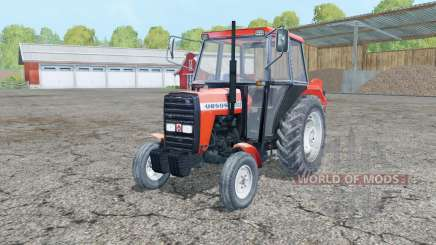 Ursus 3512 front loader para Farming Simulator 2015