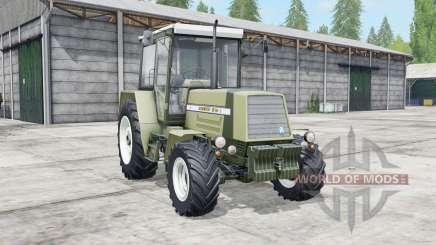 Fortschritt Zt 323-A more options para Farming Simulator 2017