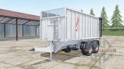 Fliegl TMK 266 Bull mercury para Farming Simulator 2017