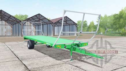 Joskin Wago ST8000 para Farming Simulator 2017