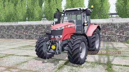 Massey Fergusoɲ 6613 para Farming Simulator 2017