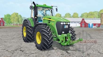 João Deerᶒ 7920 para Farming Simulator 2015