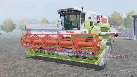 Claas Mega 218 para Farming Simulator 2013