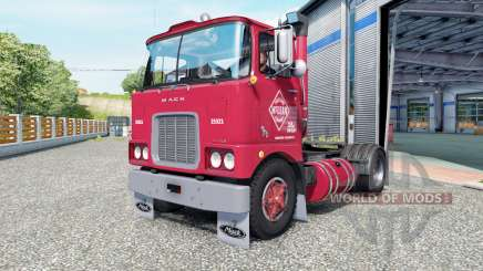 Mack F700 4x2 Day Cab para Euro Truck Simulator 2