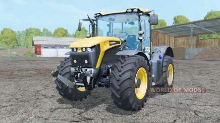 JCB Fastrac 4190 front loader para Farming Simulator 2015