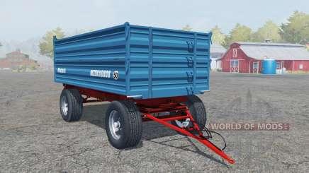 Mengele MZDK 16000 para Farming Simulator 2013