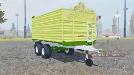Fliegl TDK 255 para Farming Simulator 2013