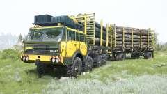 Tatra T813 Kings Off-Road para MudRunner