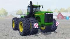 John Deere 9400 double wheels para Farming Simulator 2013