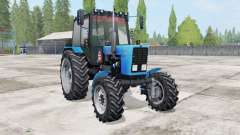 MTZ-82.1 Bielorrússia carregador frontal para Farming Simulator 2017