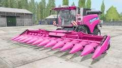 New Holland CR10.90 tow hitch para Farming Simulator 2017