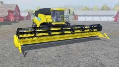 A New Holland CR9090 manual ignitioɳ para Farming Simulator 2013