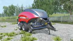 Case IH LB 334 new wheels para Farming Simulator 2015