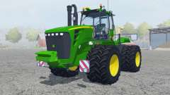 John Deere 9630 twin wheels para Farming Simulator 2013