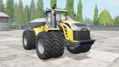 Challenger MT945-975E wheel options para Farming Simulator 2017