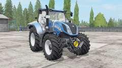 New Holland T6.140-160 para Farming Simulator 2017