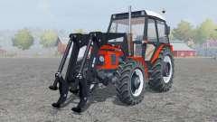 Zetor 7745 fronƫ carregador para Farming Simulator 2013