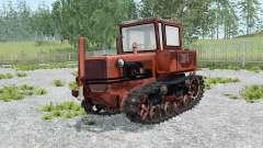 DT-75 peças móveis para Farming Simulator 2015