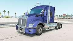 Kenworth T880 Mid Roof Sleeper v1.3 para American Truck Simulator