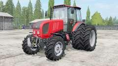 MTZ-Bielorrússia 1822.3 console do caminhão para Farming Simulator 2017