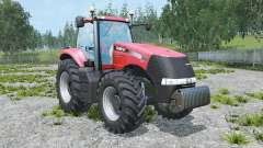 Case IH Magnum 380 CVT real engine para Farming Simulator 2015