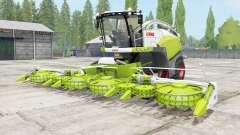 Claas Jaguar 900 TerraTrac para Farming Simulator 2017