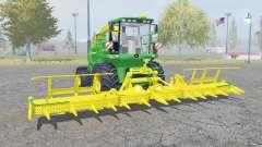 John Deere 7950i malachite para Farming Simulator 2013