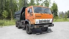 KamAZ-5511 para MudRunner