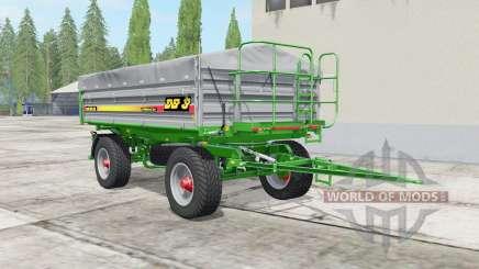 Metaltech DB 8 bombay para Farming Simulator 2017