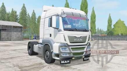 MAN TGS 4x2 para Farming Simulator 2017