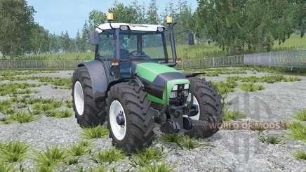 Deutz-Fahr Agrofarm 430 TTV 2010 para Farming Simulator 2015