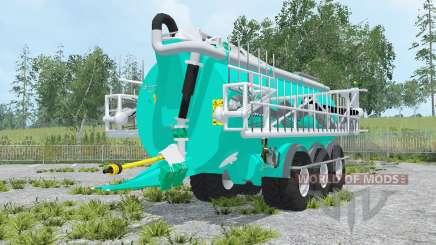 Samson PG II 25 para Farming Simulator 2015