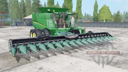 John Deere S600-series para Farming Simulator 2017