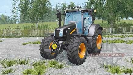 New Holland T6.160 GoEdition para Farming Simulator 2015