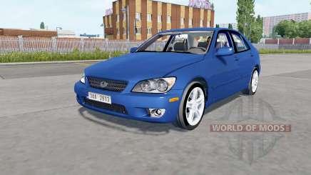 Lexus IS 300 (XE10) 2005 para Euro Truck Simulator 2