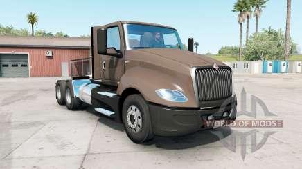 International LT625 Day Cab v1.2 para American Truck Simulator