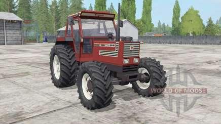 Fiatagri 115-140.90 para Farming Simulator 2017