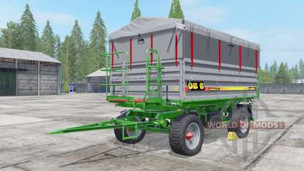 Metaltech DB 8 neues design para Farming Simulator 2017