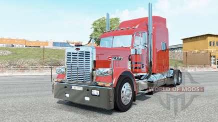 Peterbilt 389 carnation para Euro Truck Simulator 2