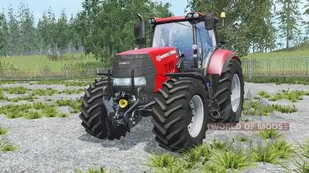 Case IH Puma 240 CVX front loader para Farming Simulator 2015