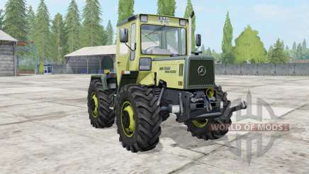Mercedes-Benz Trac 900 Turbo design selection para Farming Simulator 2017