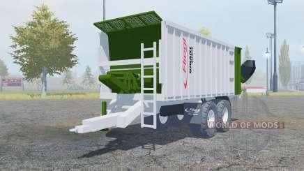 Fliegl Gigant ASW 268 ULW para Farming Simulator 2013