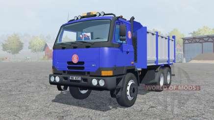 Tatra T815-2 ƬerrNo1 para Farming Simulator 2013