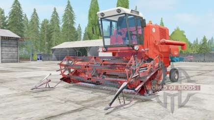 Bizon Super Z056 good sound para Farming Simulator 2017