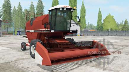 FiatAgri 3550 AL sweet brown para Farming Simulator 2017
