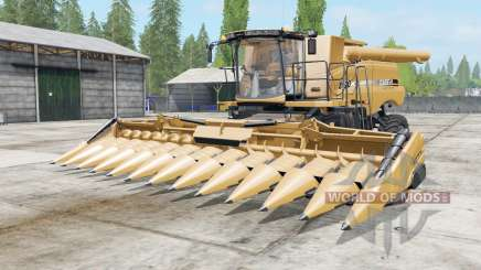 Case IH Axial-Flow 8120 indian yellow para Farming Simulator 2017